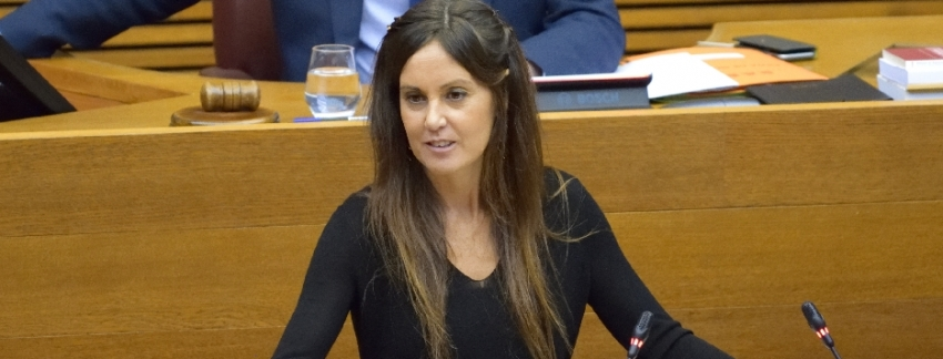 """Elisa Díaz: """"El nuevo tasazo-PATIVEL del Consell ahuyenta la inversión"""""""