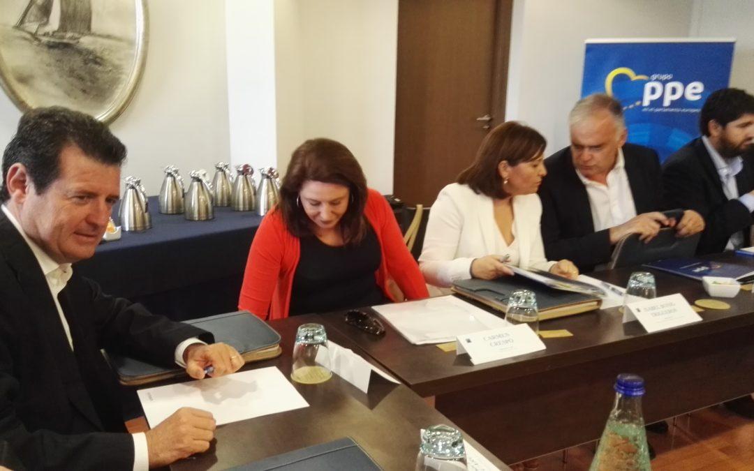 """El PP llevará a Europa la """"buena gestión del agua"""" en Alicante para reclamar medidas"""