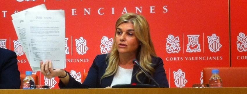 """Eva Ortiz: """"Morera debe cambiar su actitud de hooligan independentista"""""""