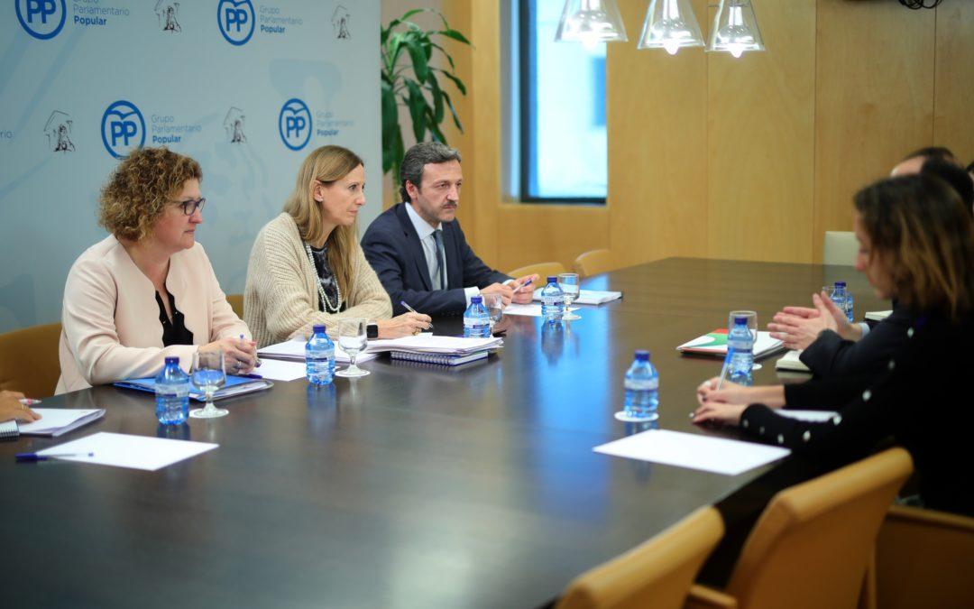La alicantina Lola Alba será ponente en la nueva ley para la donación de alimentos