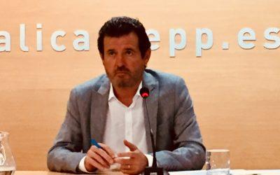 El PP pide a Teresa Ribera que desautorice a su 'número dos' sobre el Tajo-Segura