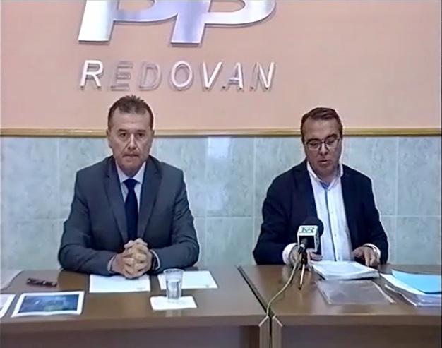 El PP denuncia en Fiscalía a Pineda por defender el proyecto privado de Cespa por encima de la ley de contratos