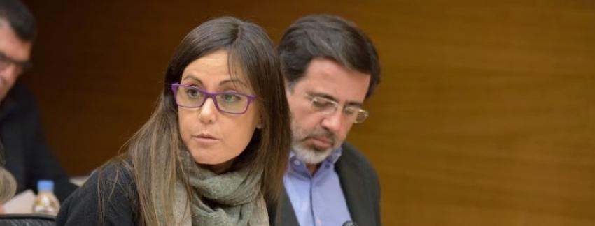 Elisa Díaz denuncia que el Consell reacciona a la sequía reduciendo el presupuesto en inversiones hídricas