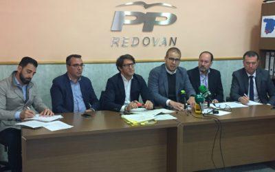 El PP denuncia que la Vega Baja es la comarca más castigada por el Consell