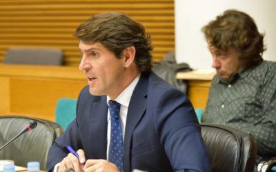 El GPP saca adelante en Les Corts la propuesta para la implantación de un intercambiador carretera-ferrocarril en el sur de la provincia
