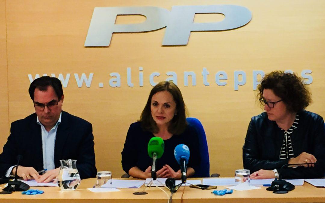 La provincia de Alicante creó 64 puestos de trabajo al día en 2017