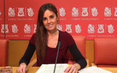 """Elisa Díaz: """"El Botànic renuncia a ejecutar con inmediatez las obras de regadío de la Vega Baja"""""""