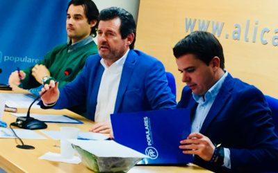El PP pone en valor el servicio del Gobierno de Mariano Rajoy a España