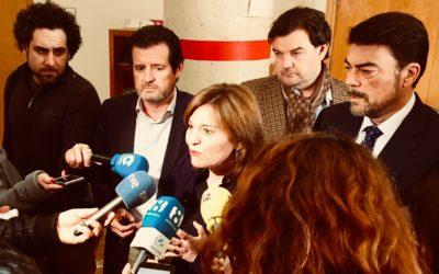 """Bonig: """"Puig no se puede ir de Alicante sin la dimisión de Echávarri ni sin resolver el caos que se vive en la ciudad"""""""