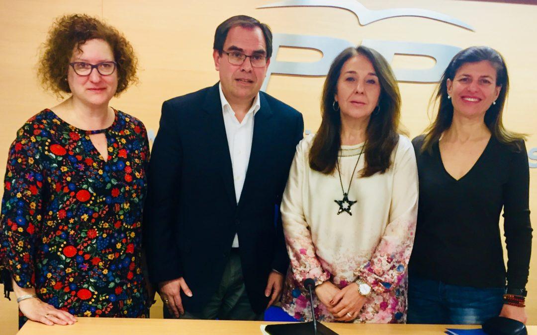 El PP pide que los nuevos AVE vayan a Alicante para reducir el tiempo de viaje