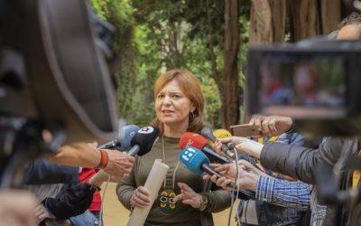 """Bonig: """"La sentencia del TSJCV sobre plurilingüismo establece que el Consell impone un modelo único donde no se garantiza la libertad a las familias"""""""
