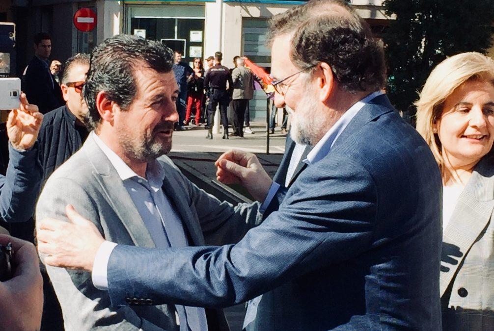 """El PP cree """"un día triste para España y la democracia"""" la investidura de Sánchez"""