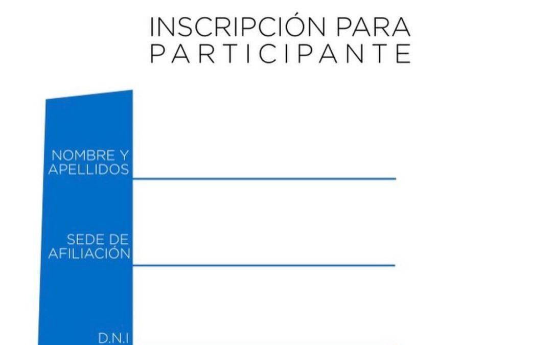 Inscríbete para la elección de precandidatos y compromisarios al XIX Congreso Extraordinario