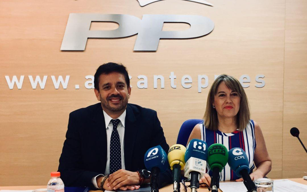 """El PPCV presentará mociones en todos los ayuntamientos para instar a la conselleria de Sanidad a frenar """"el disparate"""" de acudir a las urgencias en taxi"""