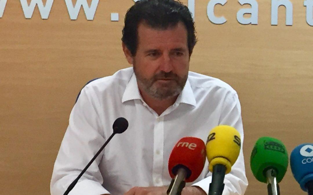 """El PP exige a Puig que """"se ponga al frente de la provincia en defensa del Trasvase"""""""