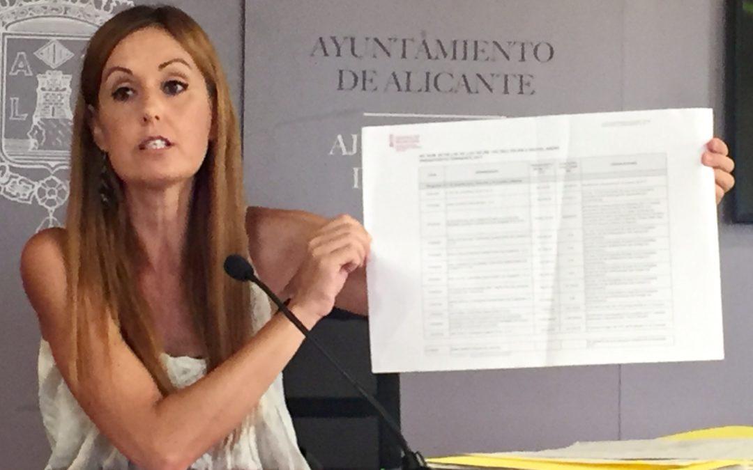 Elisa Díaz advierte de que la ocupación ilegal en la Comunitat se duplica en tres años y alcanza las 700 viviendas