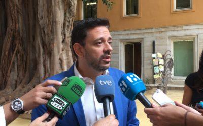 """José Juan Zaplana: """"Cuatro años, dos conselleras de Sanidad y las promesas incumplidas de Puig dan como única propuesta una foto"""""""