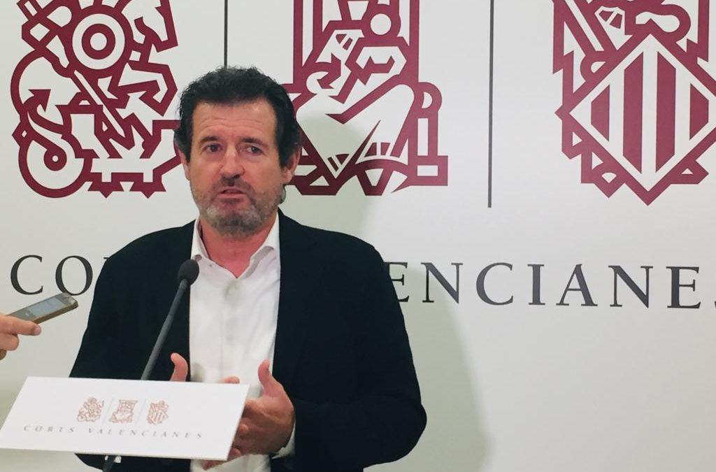 """Císcar: """"El Gobierno del PSOE usa una burda excusa para recortar el trasvase"""""""