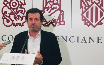 El PP exige a Pedro Sánchez que garantice la llegada de agua a la provincia de Alicante