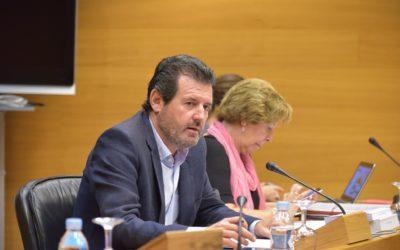 """El PP exige a Puig """"que defienda como presidente a los regantes del Trasvase"""""""