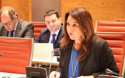 Adela Pedrosa logra que el Gobierno de España ayude  al Museo del Calzado