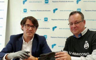 El PP denuncia la situación insalubre de Fontcalent para funcionarios y reclusos