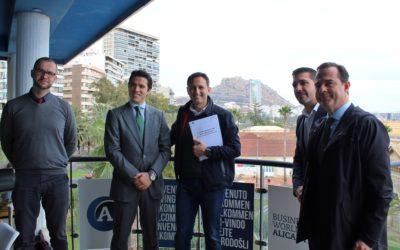 """César Sánchez: """"Nuestro compromiso: poder crear una empresa en cinco días"""""""