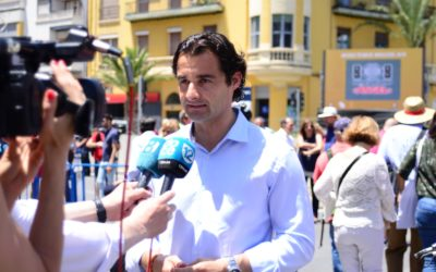 """Dolón: """"La Justicia le ha asestado un duro varapalo a Compromís en Alicante"""""""