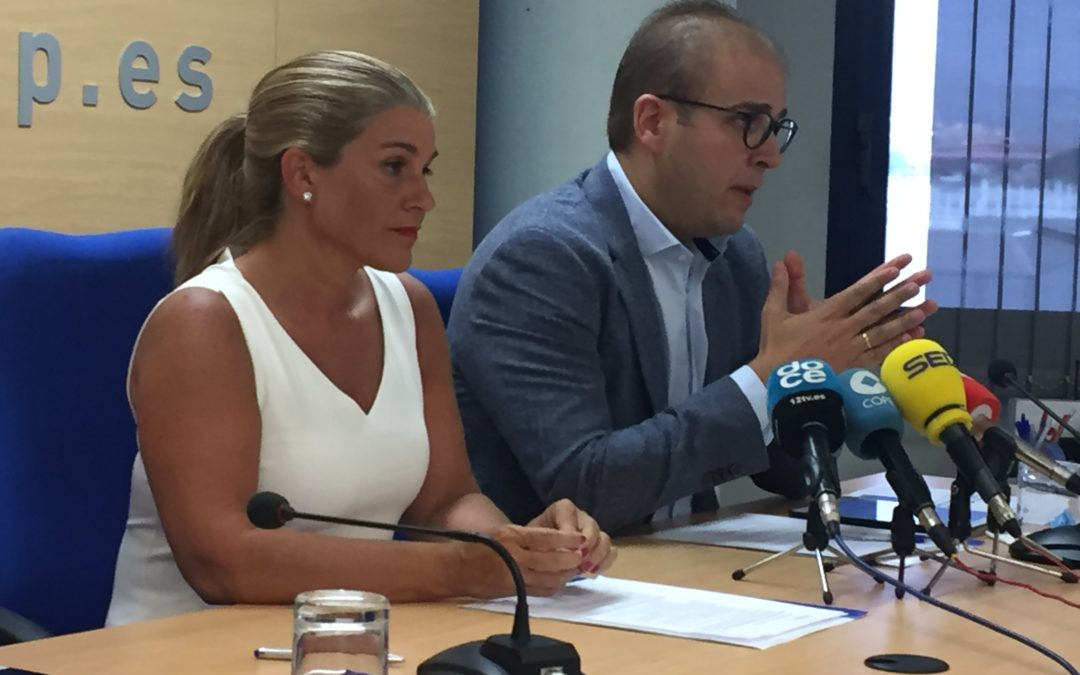El PP alerta de que más de dos mil policías locales corren peligro por la inacción del Consell
