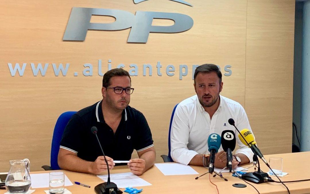 El PP cuestionará al Gobierno por los asesores lingüísticos escolares del Consell