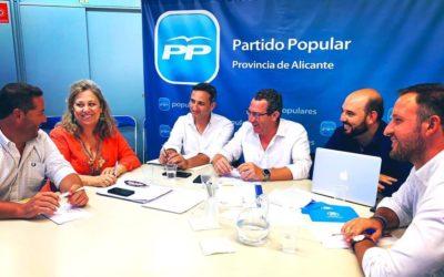 El PP exige al Gobierno que aclare su anuncio de nuevos peajes en Alicante