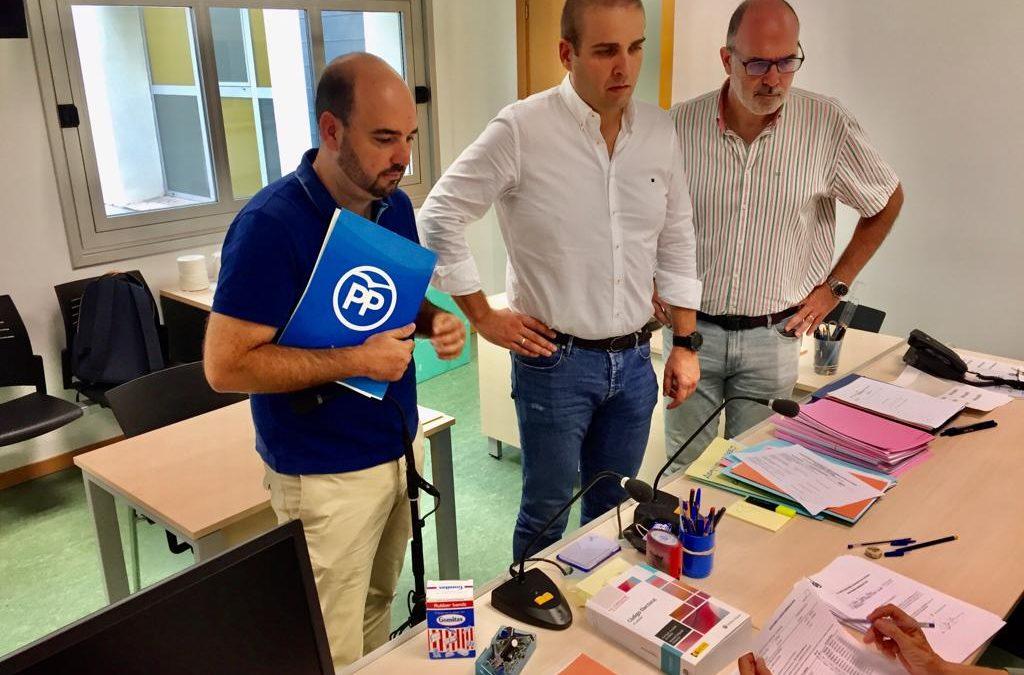 El PP presenta el mejor equipo y el mejor proyecto para Alicante