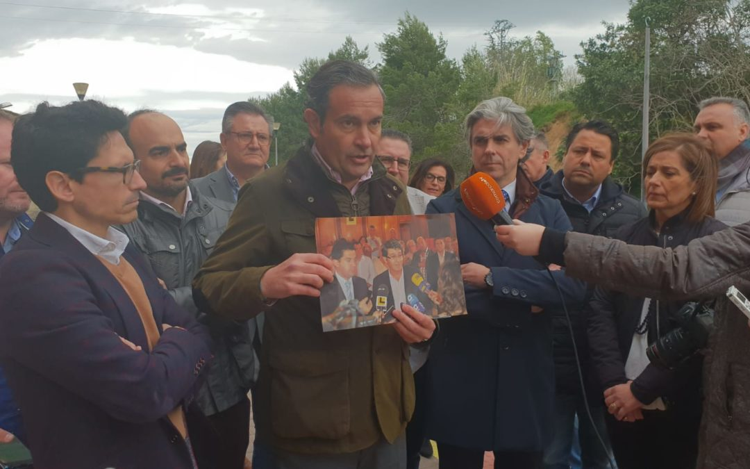 """El PPCV denuncia que el Gobierno de España y Generalitat """"dejan morir las Cercanías en la Comunitat"""""""