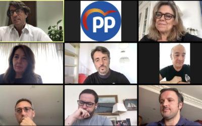 El PP exige al Gobierno test y material sanitario para todos los funcionarios de prisiones de la Provincia de Alicante