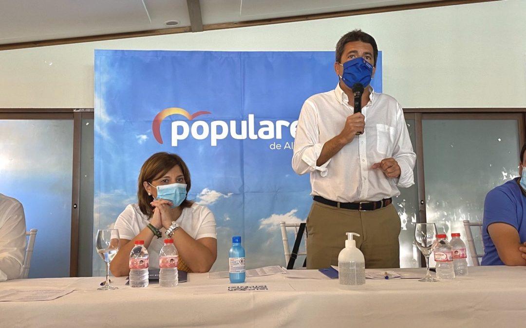 El PP Provincia de Alicante registra 300 nuevos afiliados