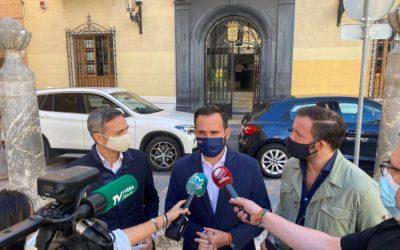 """El PP de Alicante impulsa medidas para desalojar a los """"okupas"""" en 12 horas y respalda a Callosa de Segura en su plan antiocupación"""