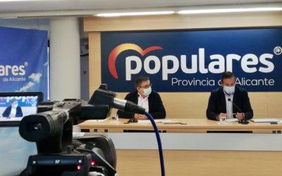 Un alicantino percibirá con los presupuestos del Consell un 20% menos que un valenciano