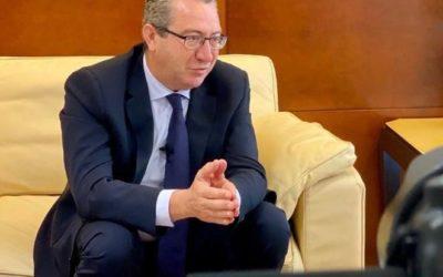 Toni Pérez pide a Puig que aumente las subvenciones de la AVI a las empresas alicantinas ante el ninguneo del Consell en materia de innovación