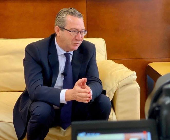 """Toni Pérez: """"El Consell se ha cargado la temporada turística y el verano de los alicantinos después de exigirles tanto esfuerzo"""""""