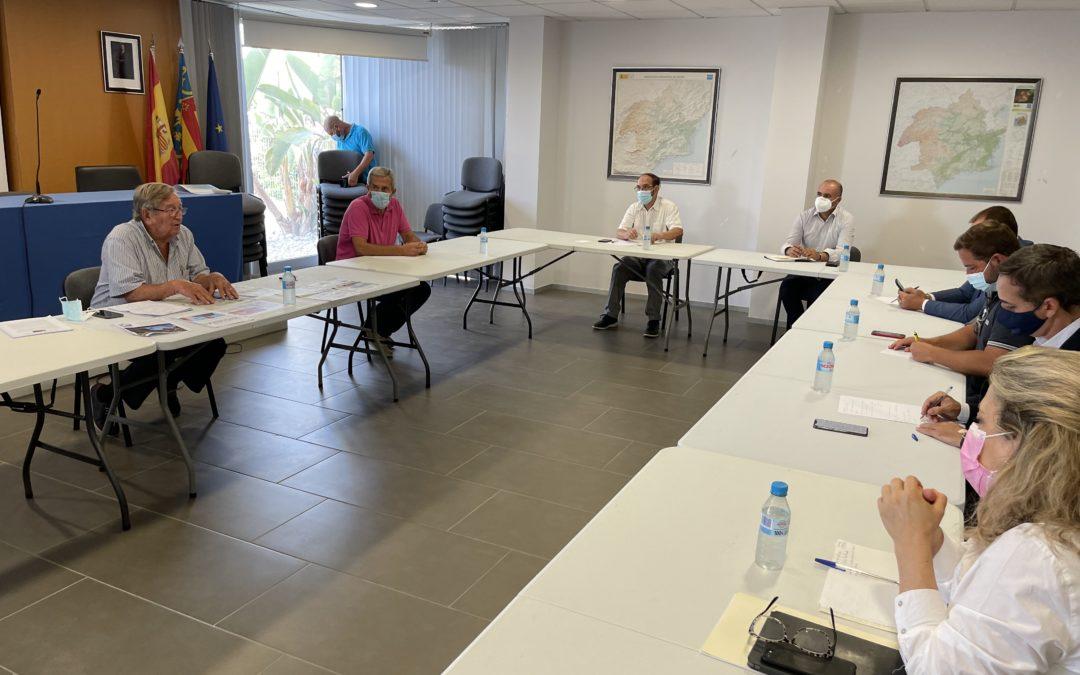César Sánchez: «El Trasvase Tajo-Segura es irrenunciable».